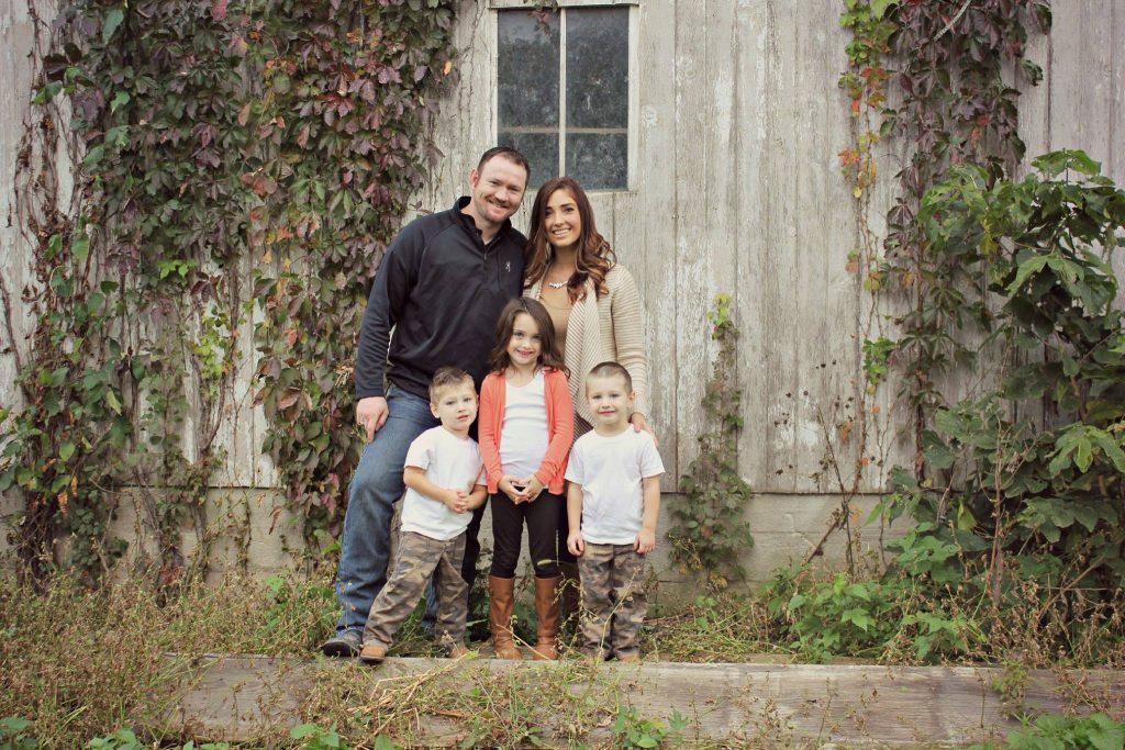 Ryan Reed Family