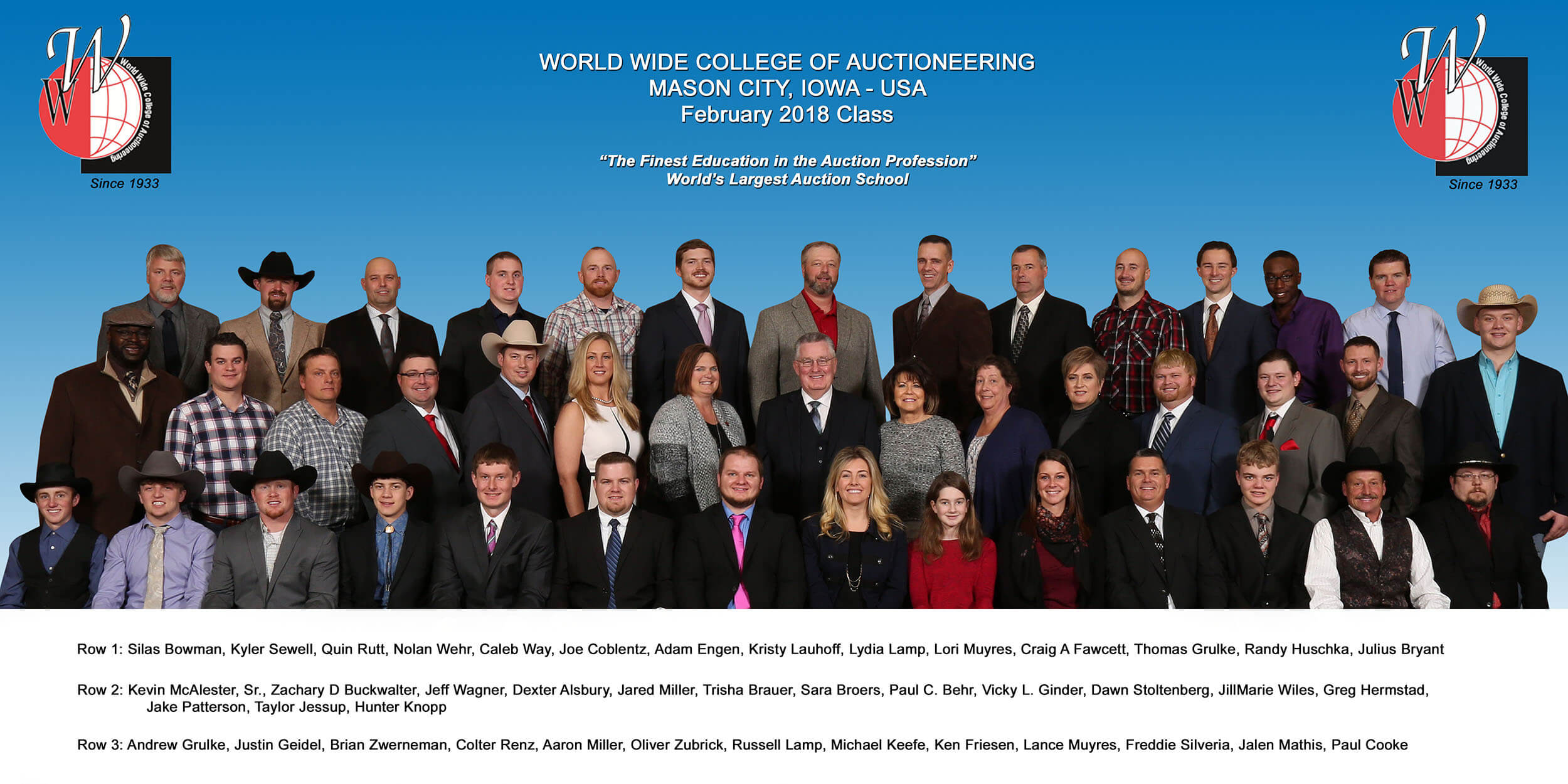 World Wide College of Auctioneering |