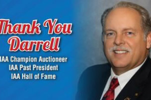 Honoring Darrell Cannon Night